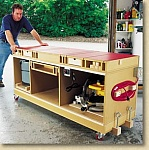 Ultimate Woodworking Table