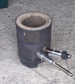 how to build a blacksmith furnace