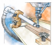 Suction Tube Positioning Fixture