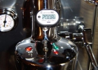 Espresso Machine Temperature Gauge