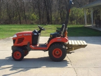 Tractor Carryall
