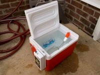 Aerated Bait Tank