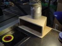 Bench Vacuum Nozzle Box