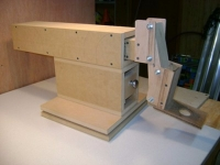 Articulated Binding Machine