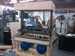 diy thermoforming machine