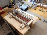 Guitar Neck Jig