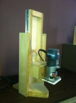 Binding Router Machine