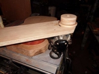 Archtop Binding Jig