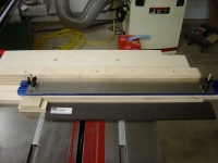 Fret Slotting Jig
