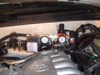 Onboard Air System
