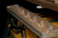 Bevel Edge Planer Sled