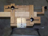 Hinge Mortising Jig