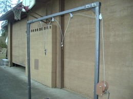 Body Lifting Gantry