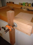 Workbench Side Clamp