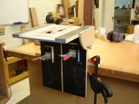 Guitar Neck Mortise and Tenon Jig