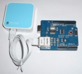 Arduino WiFi Interface