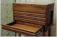 Woodworker's Tool Chest