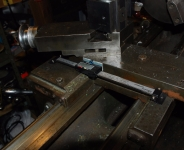 Lathe Y-Axis Readout