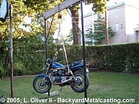 Lifting Gantry
