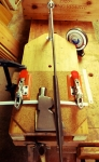 Axe Sharpening Jig