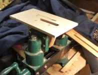 Headstock Slotting Jig