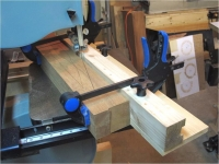 Headstock Cutting Jig