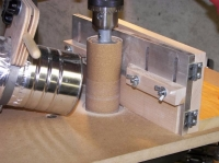 Thin Stock Sanding Jig