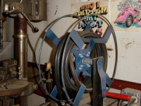 Hose Reel Modification