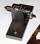 Tailstock for Rotary Table