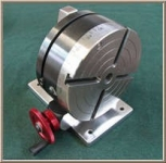 Rotary Table Vertical Mount