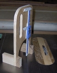 Table Saw Height Gauge
