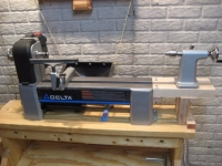 Lathe Extension