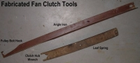 Fan Clutch Tools