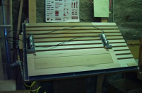 Door Assembly Clamping Table