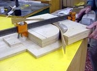 Wood Bending Jig
