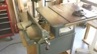Jointer and Table Saw Motor Sharing Extension