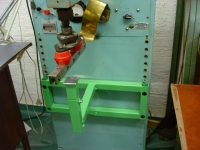 Small High Frequency Welding Table