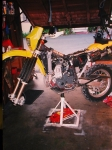 Motorcycle Workstand