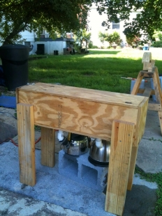 Homemade Steam Box Homemadetools Net