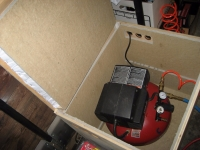 Air Compressor Box