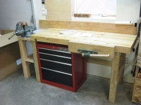 Metalworking Bench
