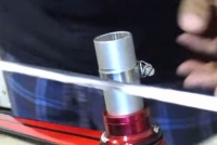 Bicycle Steerer Cutting Guide