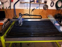 CNC Plasma Table