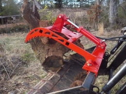 Homemade Tractor Grapple Homemadetools Net