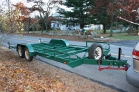 Car Carrier Trailer
