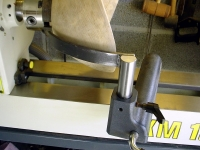 Curved Tool Rest