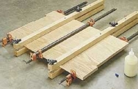 Edge Gluing Pressure Bars