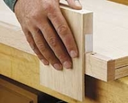 Edging Sanding Block