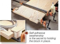 Slip-On Clamp Blocks
