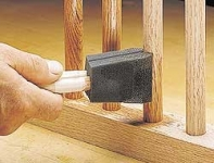 Dowel Finishing Tool